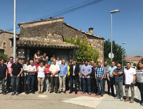 6a trobada d'alcaldes i regidors/es del Lluçanès