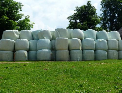 Recollida de plàstics agrícoles