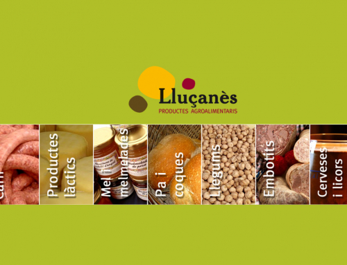 Campanya per donar a conèixer els productes locals del Lluçanès