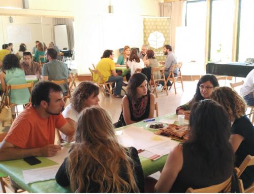 Èxit de participació a la «Jornada World Café»