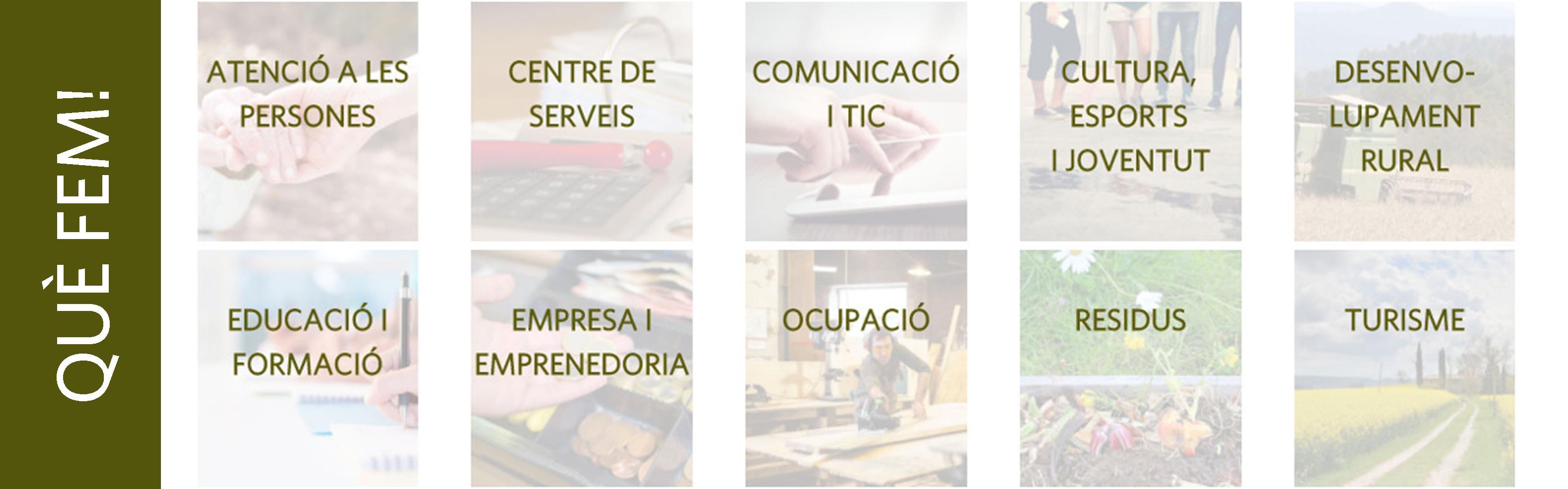 Banner projectes i serveis