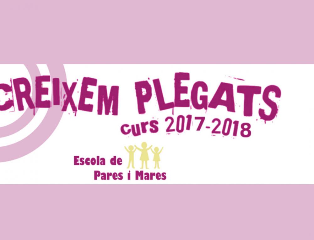 L'Escola de pares i mares del Lluçanès enceta el gener amb una nova programació amb 10 propostes