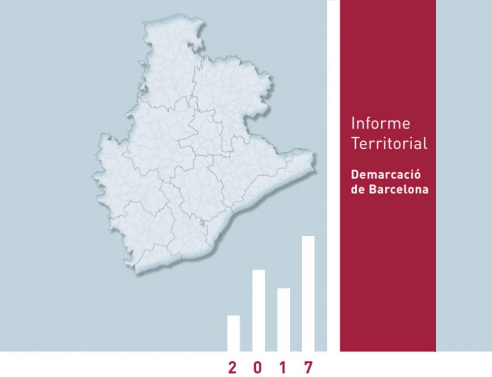 La Carta del paisatge del Lluçanès destacat a l'Informe Territorial de la demarcació de Barcelona