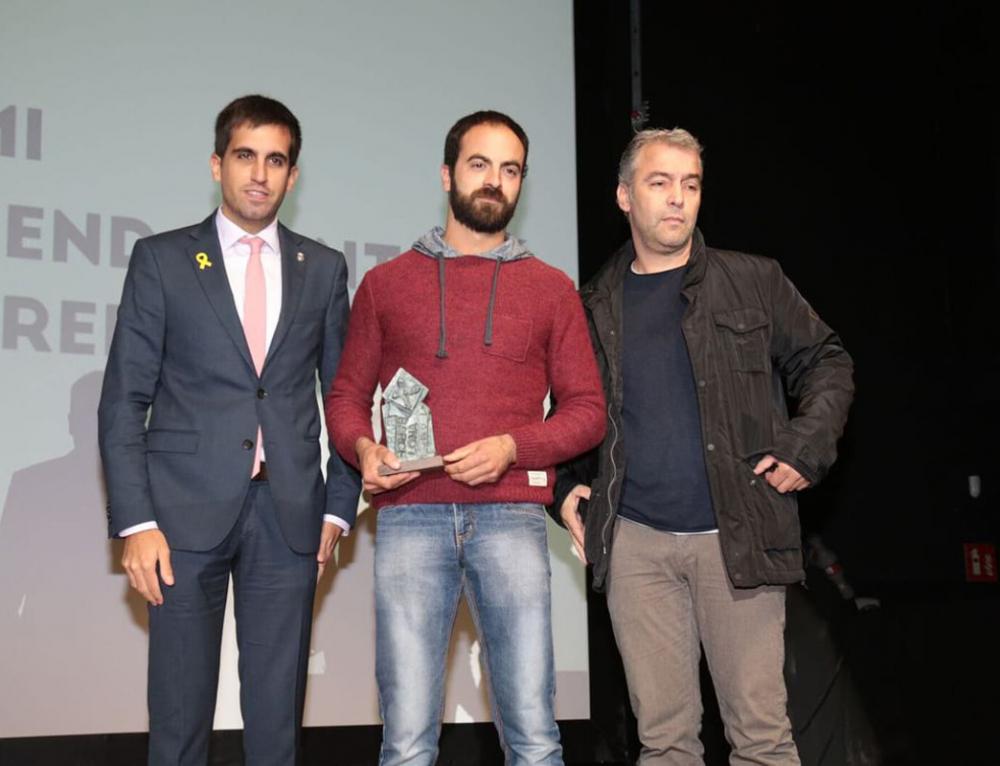 L'ADF Lluçanès guanya el Premi de Prevenció Incendis Forestals 2017