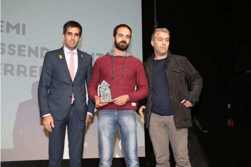 Premi projecte Lluçanès 360 - Premis de prevenció d'incendis forestals 2017