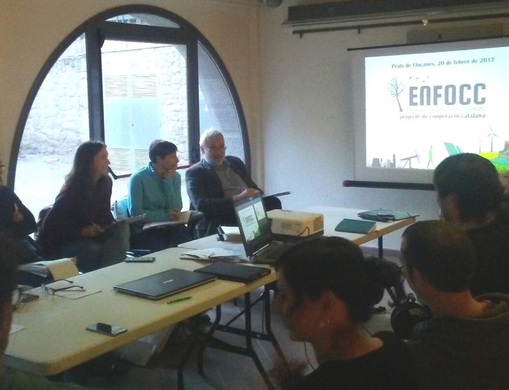 Visita tècnica i de treball del Grup d'Acció Local de Cevènnes (França)