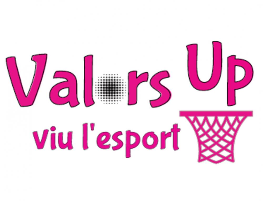 Neix un nou projecte de valors en l'esport: Valors Up. Viu l'esport
