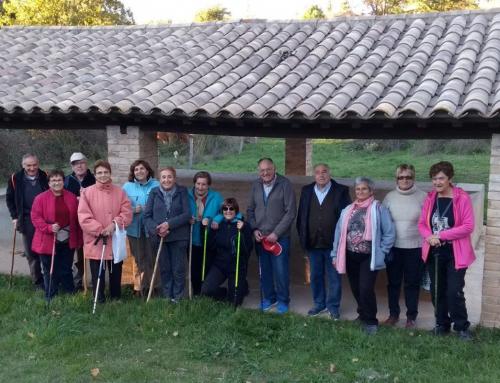 Els tallers d'envelliment actiu estan en marxa