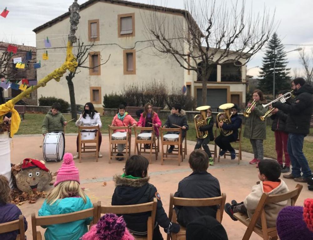 L'Escola de Música i Arts del Lluçanès estrena els concerts de Nadal