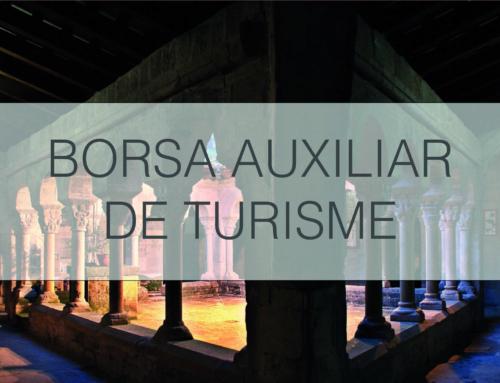 S'obre una borsa d'auxiliars de turisme pel Lluçanès