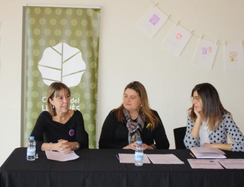 Presentem el Projecte d'Igualtat al Lluçanès