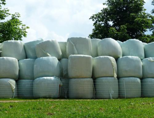 2a recollida de plàstics agrícoles al Lluçanès
