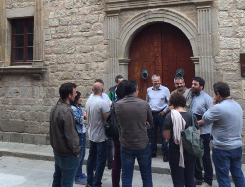 7a trobada d'alcaldes i regidors