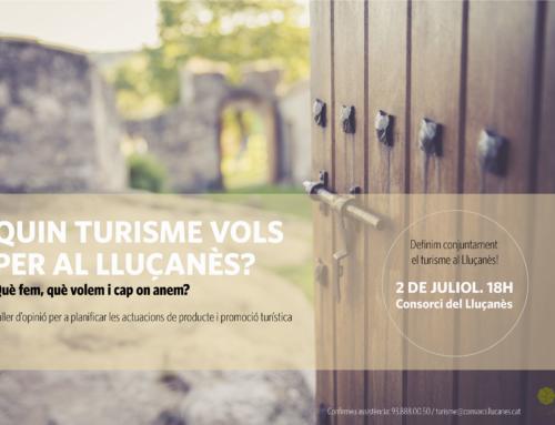 Quin turisme vols per al Lluçanès?