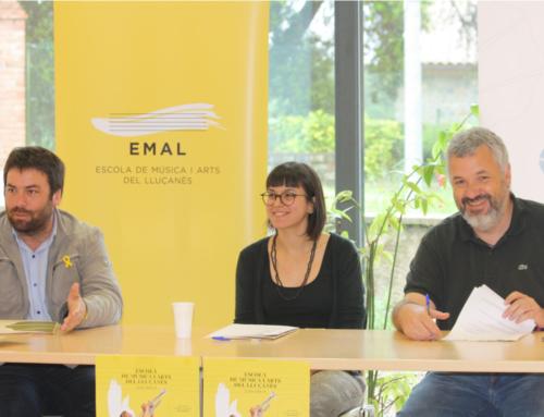 Presentem el nou curs de l'EMAL 2018-19 amb novetats