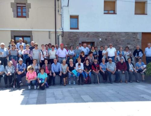Cloenda tallers d'envelliment actiu al Lluçanès a la Torre d'Oristà