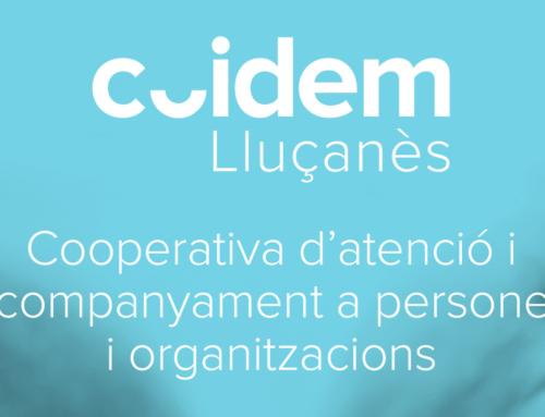 Comencen les presentacions de la cooperativa Cuidem Lluçanès