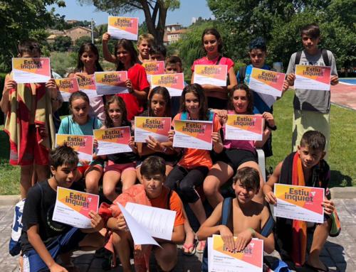 Els joves dels Lluçanès acomiaden l'ESTIU INQUIET amb ganes de continuïtat