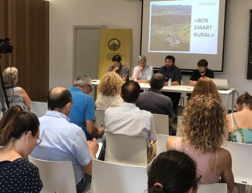 El Lluçanès formarà part del projecte pilot 'Bcn Smart Rural'