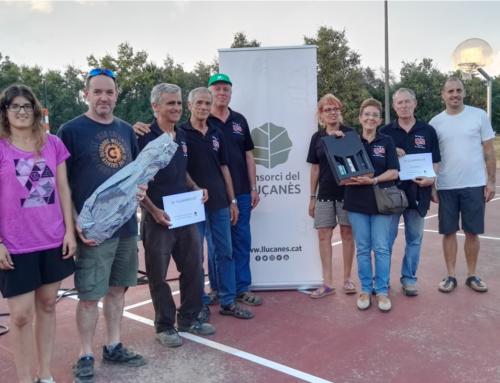 Els Estanyencs A guanyen el XII campionat de bitlles catalanes del Lluçanès