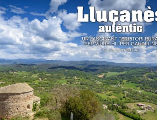 El Lluçanès, tema central del proper Descobrir Catalunya