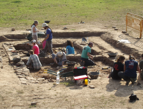 Finalitza la campanya d'excavació, estiu 2018, al jaciment de Puig Ciutat