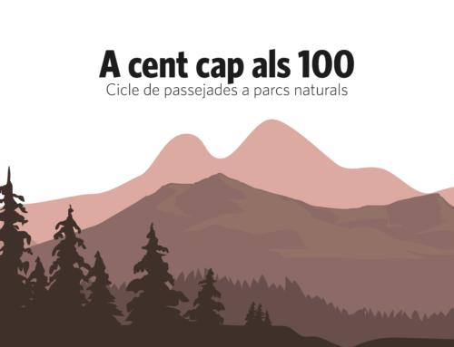 """El Lluçanès participa al programa """"A cent cap als 100"""", passejades per a la gent gran a parcs naturals"""