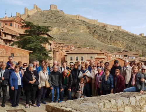 Els casals del Lluçanès per terres castellano-manxegues