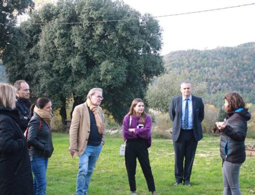Viatge d'operadors turístics per a conèixer el Lluçanès