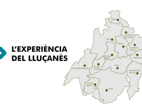 Com articular l'Educació 360 en un territori amb municipis petits? L'experiència del Lluçanès