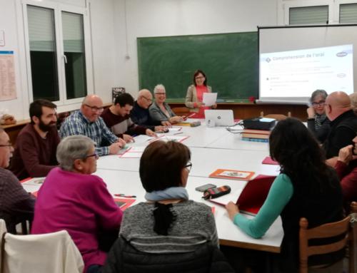 L'aprenentatge de les llengües interessa al Lluçanès