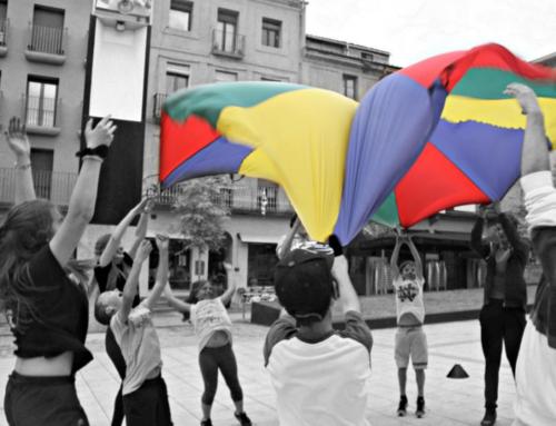 El Lluçanès s'adhereix a celebrar el Dia de l'Educació Física al Carrer