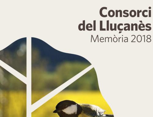 Presentem la Memòria del Consorci del Lluçanès 2018