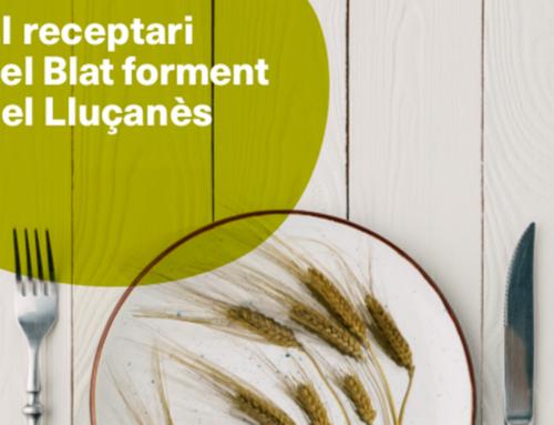 Es presenta el receptari del Blat Forment del Lluçanès