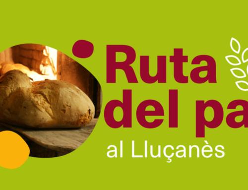 La Ruta del Pa al Lluçanès, un plaer pels sentits!