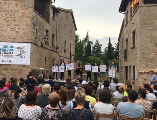 Tanca el CUEME al Lluçanès a Sant Feliu Sasserra