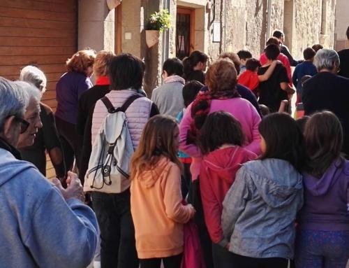 """Caminar i aprendre de les persones grans a través del """"Passegem Junts"""""""