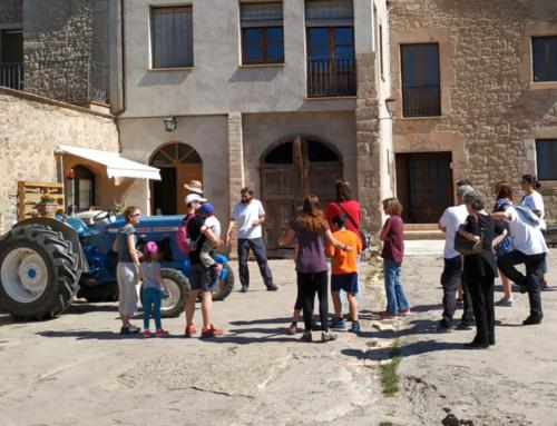 1.154 persones descobreixen el Lluçanès pel Benvinguts a Pagès 2019