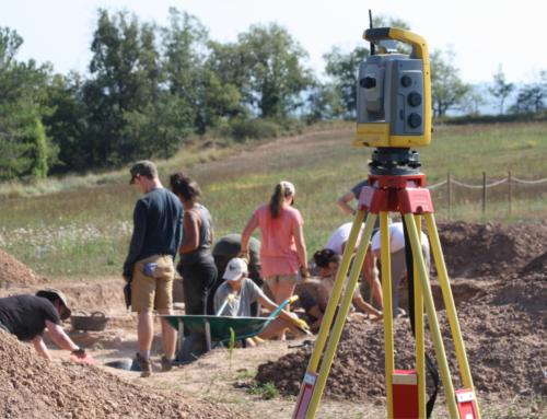 Inici de la campanya d'excavació al jaciment de Puig Ciutat 2019