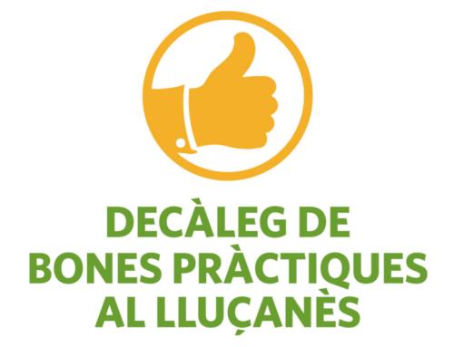 El Lluçanès promou un turisme responsable