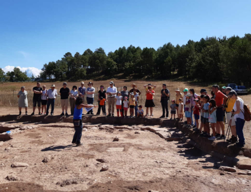 Finalitza la campanya d'estiu a Puig Ciutat amb la troballa d'un cos humà