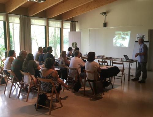El Lluçanès acull amb èxit el curs d'elaboració de formatges en el marc de la Universitat d'Estiu de Vic