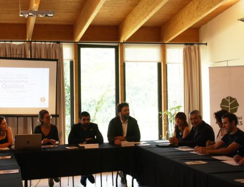 Neix Qualitat Lluçanès, un model innovador i de qualitat d'inserció laboral inclusiva