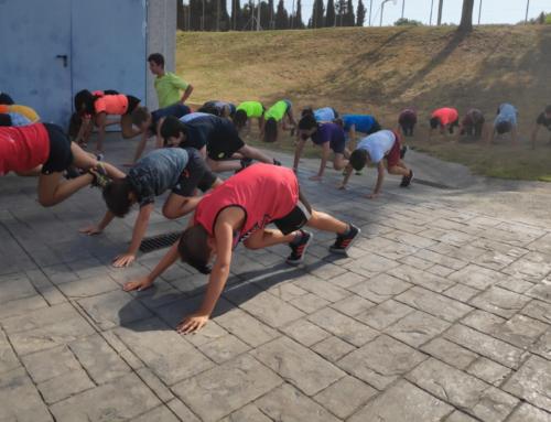 Els joves del Lluçanès s'acomiaden de l'Estiu Inquiet 2019 amb molta  satisfacció