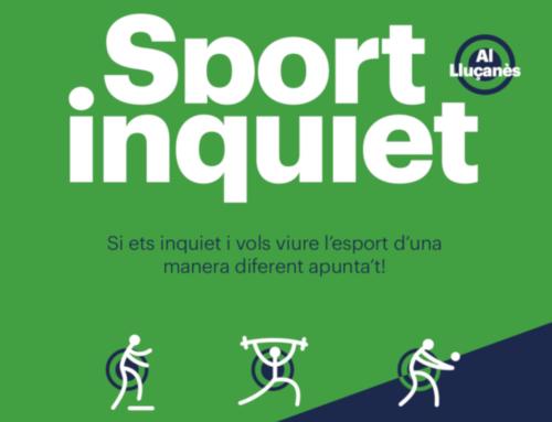 Obertes les inscripcions d'Sport Inquiet, l'activitat multiesportiva per a joves del Lluçanès