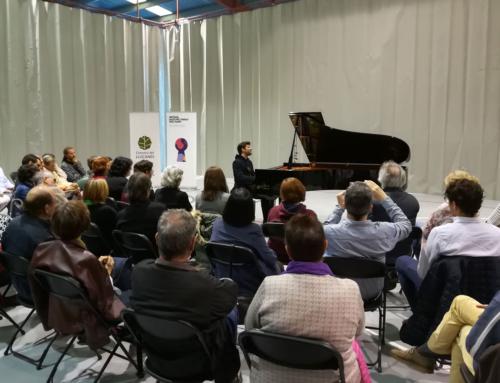 Marco Mezquida enlluerna amb el seu Piano solo a Perafita