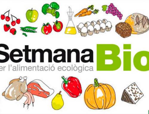 El Lluçanès participa a la Setmana Bio per l'alimentació ecològica