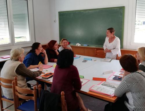 Comencen els cursos de formació permanent per a persones adultes al Lluçanès