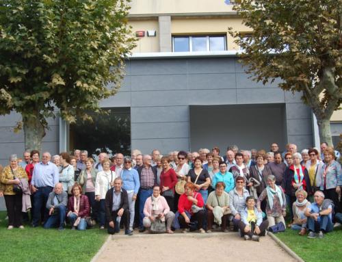El Lluçanès celebra la 6a trobada de Casals de la Gent Gran a Sant Feliu Sasserra