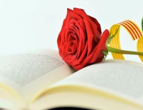 Consulta els establiments del Lluçanès que venen roses i llibres aquest Sant Jordi 2020